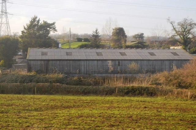 Barn, Pugham Farm