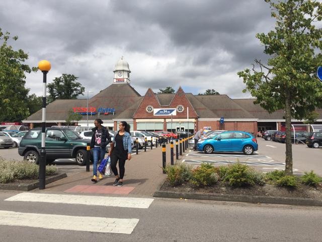 Done shopping, Jockey Road, New Oscott, north Birmingham