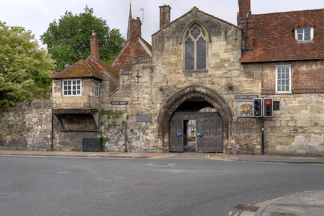St Anne's Gate, Salisbury