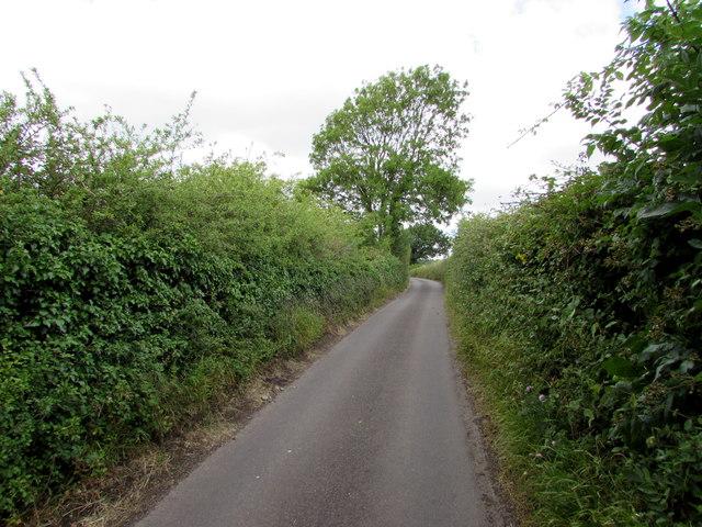 Narrow Nibley Lane, South Gloucestershire