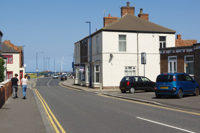 Lobster Road, Redcar