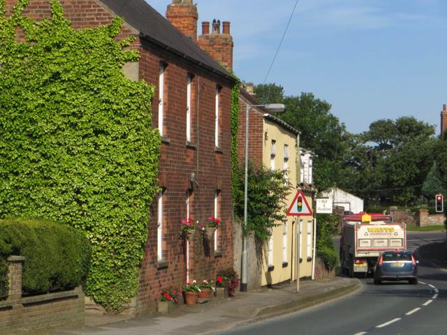 Main Street, Welwick