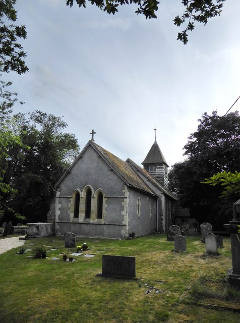 St Clement's church, Ashampstead