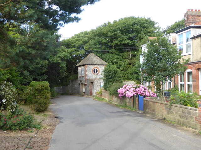 Paul's Lane Overstrand