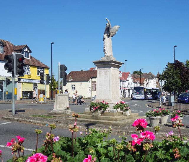 Ashford War Memorial