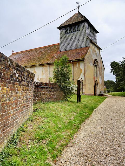 Mottisfont, St Andrew's Church