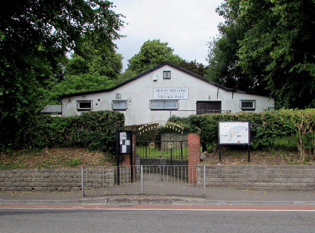 Old St Mellons Village Hall, Cardiff