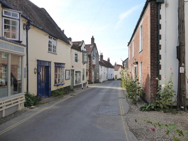 High Street Blakeney