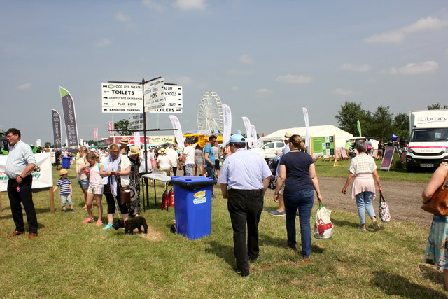 The Royal Cheshire County Show 2017