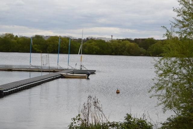 Jetty, Brent Reservoir