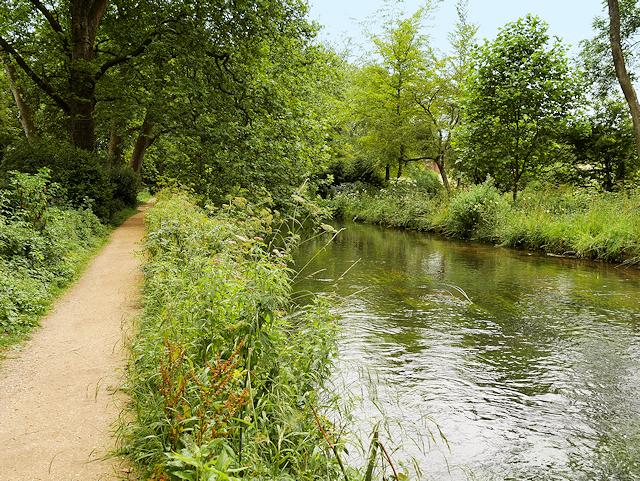 Riverside Walk, Mottisfont Abbey Gardens