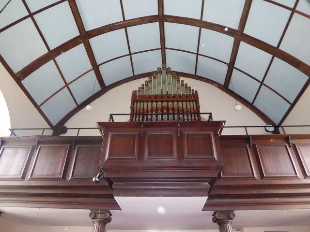 Inside St Peter, Ashburnham (a)