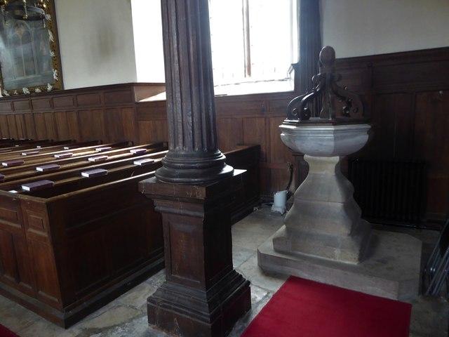 Inside St Peter, Ashburnham (g)