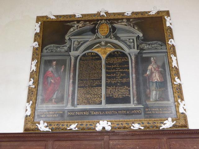 Inside St Peter, Ashburnham (k)