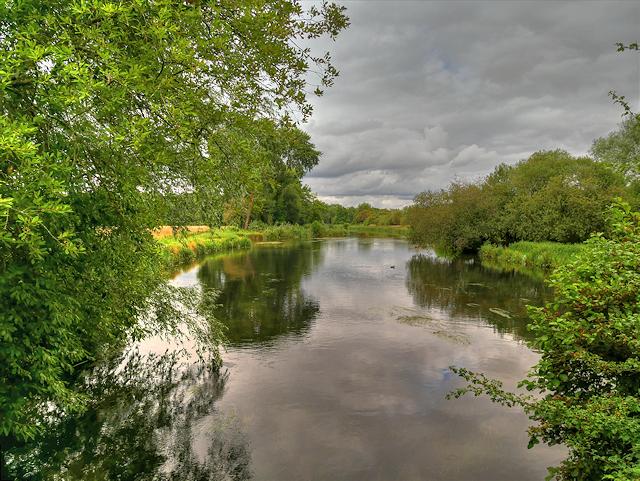 River Test South of Mottisfont