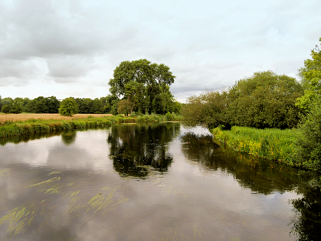 River Test near Mottisfont