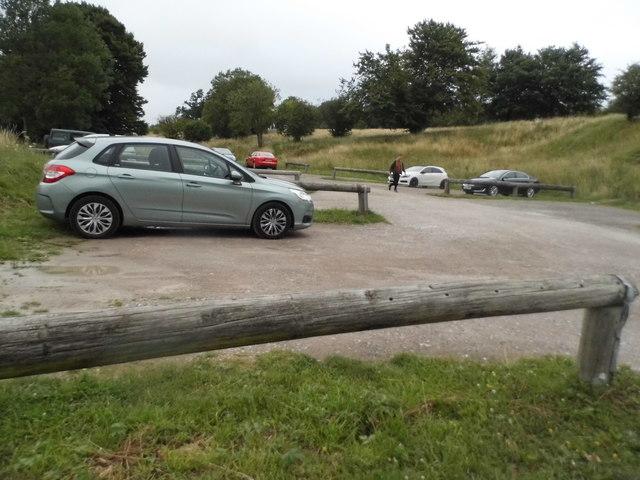 Bison Hill car park, Whipsnade