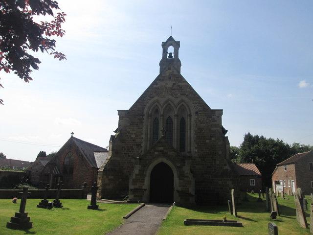 Catholic Church of St John the Evangelist, Easingwold