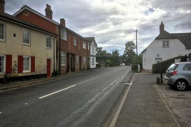 King's Somborne, Romsey Road