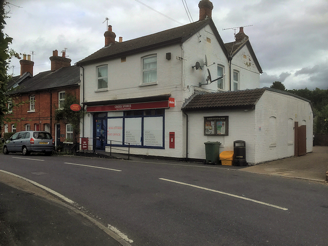 The Cross, Store and Post Office
