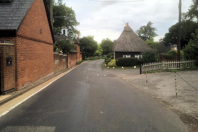 The Cross, King's Somborne