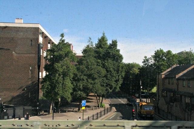 B108 in Bethnal Green