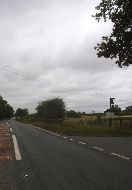 Redbourn Road north of St Albans