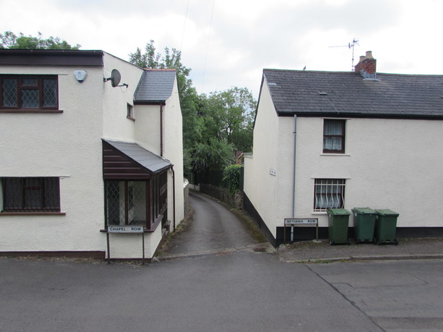Chapel Row Lane, Old St Mellons, Cardiff