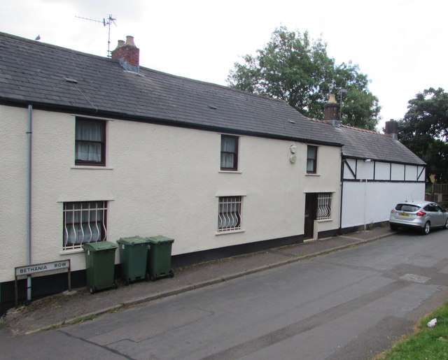 Bethania Row, Old St Mellons, Cardiff