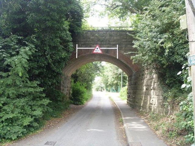 Bridge on Elcot Lane [2]