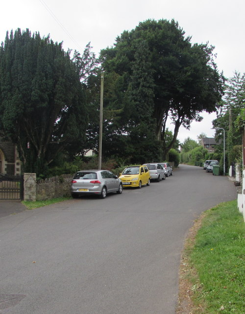 Old Hill, Old St Mellons, Cardiff