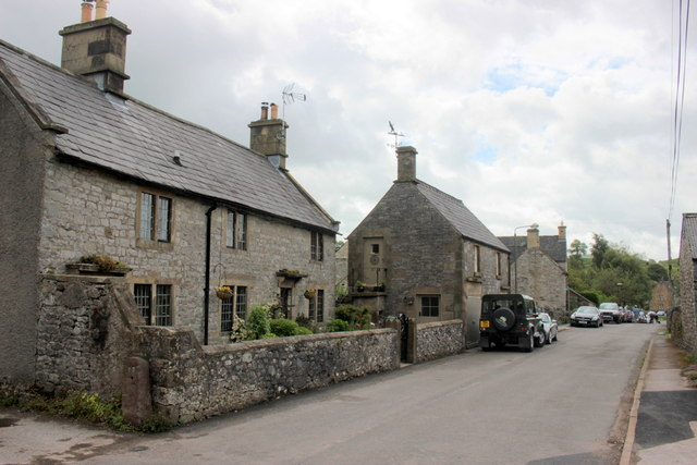 Houses in Hartington
