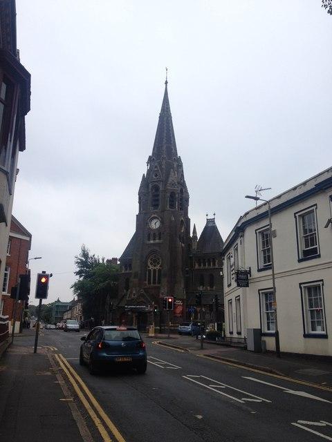 Holy Trinity, Leicester