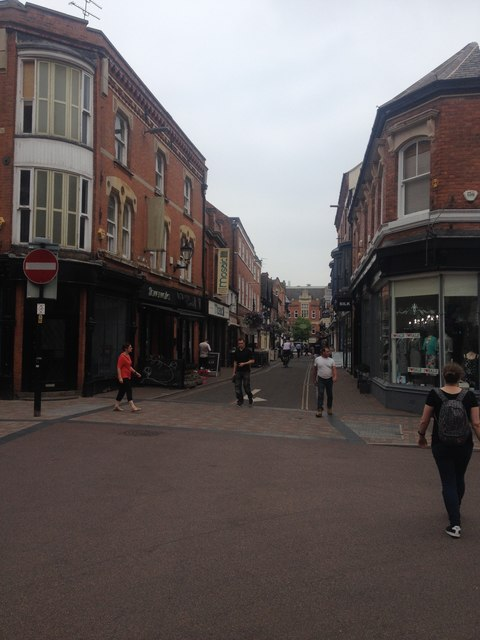 Greyfriars, Leicester