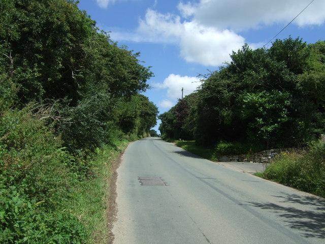 Minor road towards Constantine