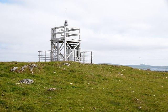 The lighthouse at Mula, Belmont