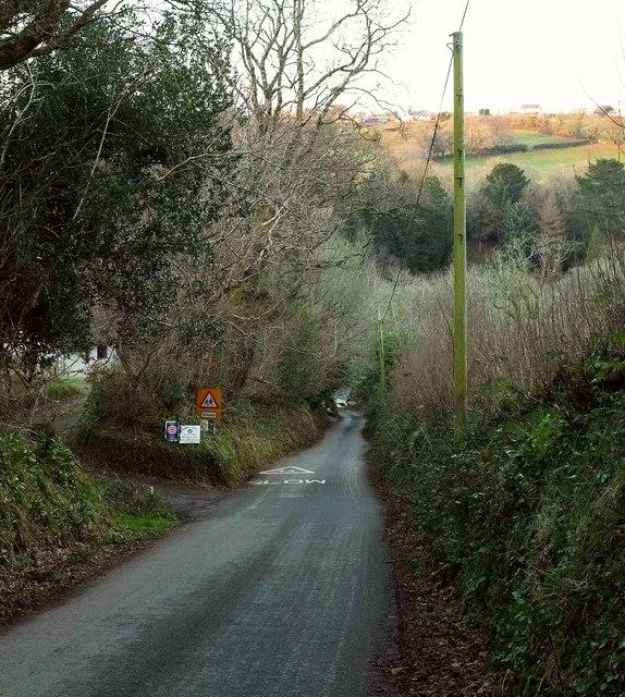 Lane to Waterloo