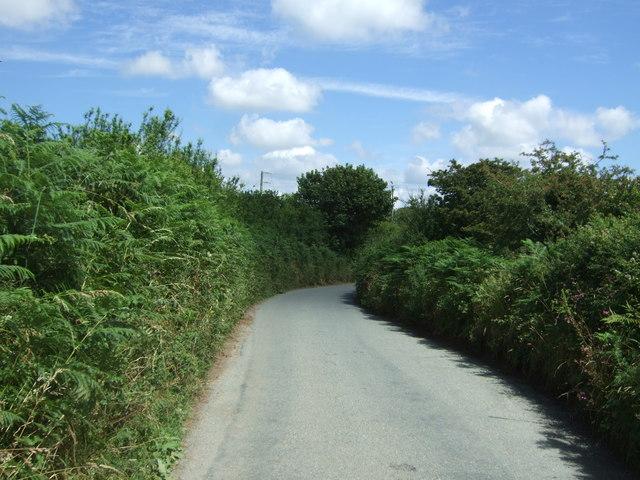 Minor road, Brill