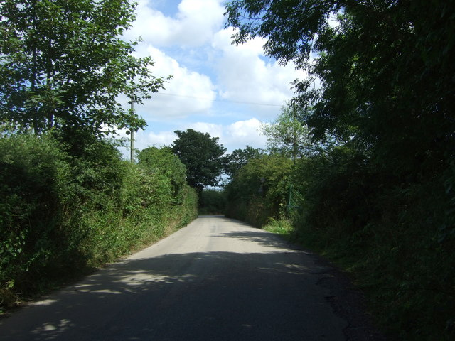 Minor road near Mentone
