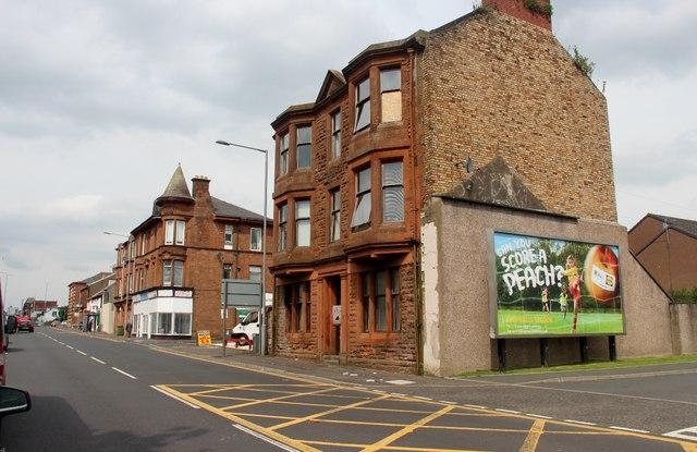 High Glencairn Street, Kilmarnock