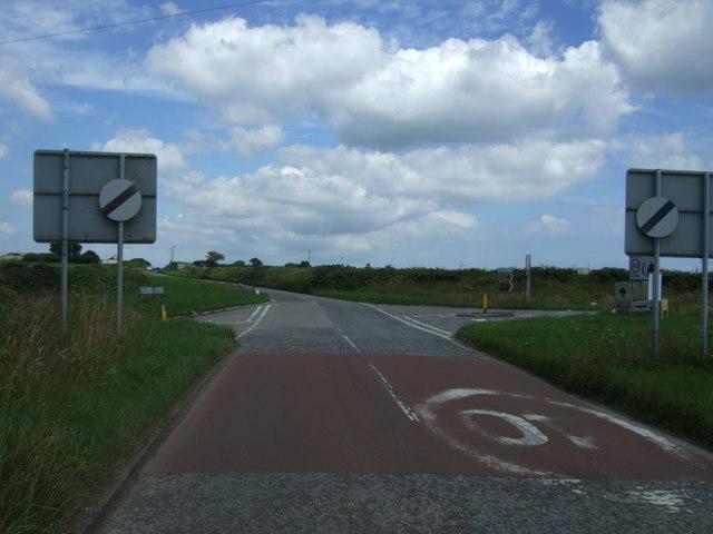 Crossroads, Lamanva