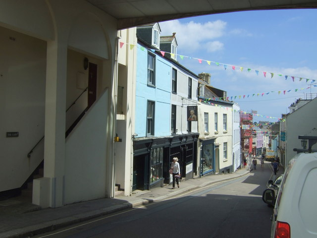 The Star & Garter, Falmouth
