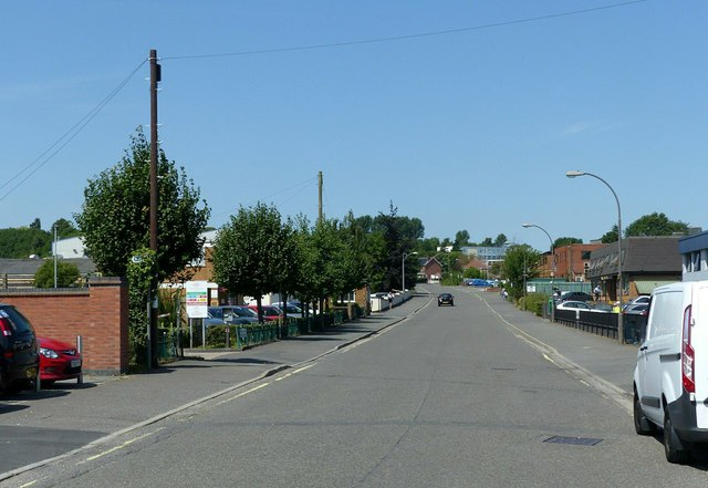 Heanor Gate Road