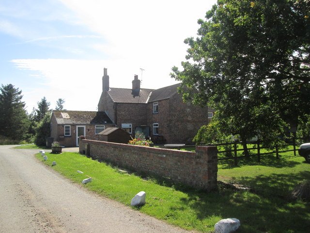The Poplars Farmhouse