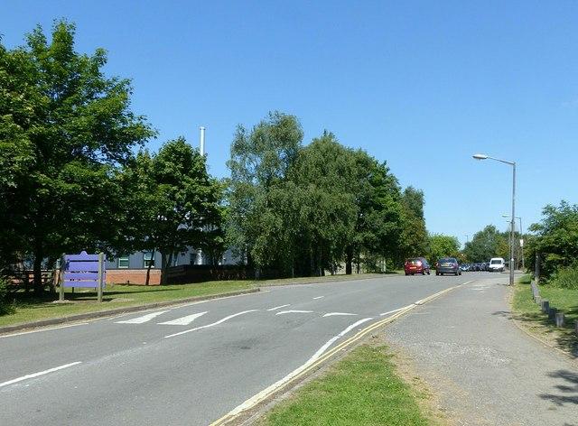 Slack Lane, Heanor Gate