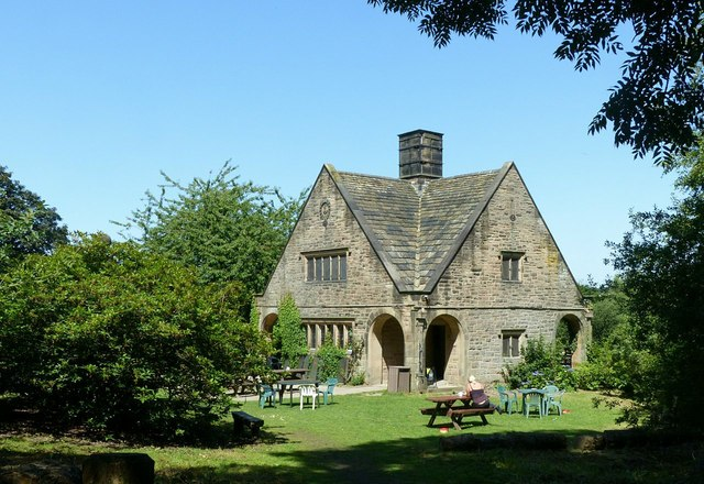 Derby Lodge, Shipley Park