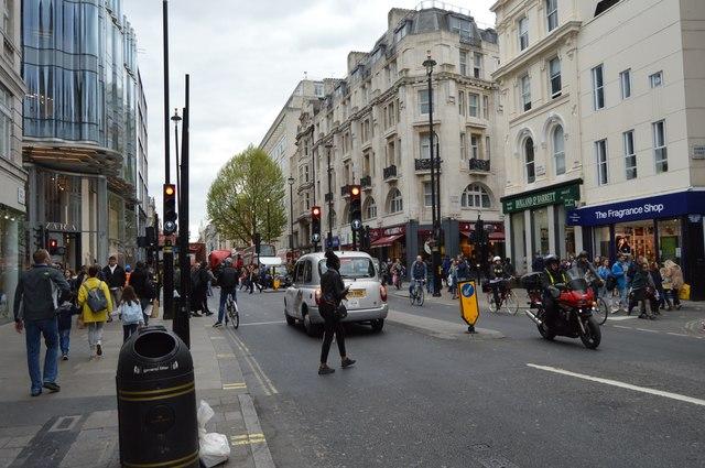 Oxford St