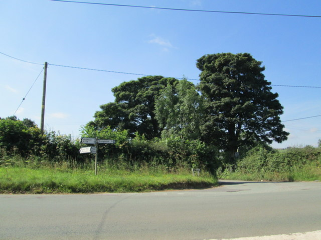 Junction on Beat Lane