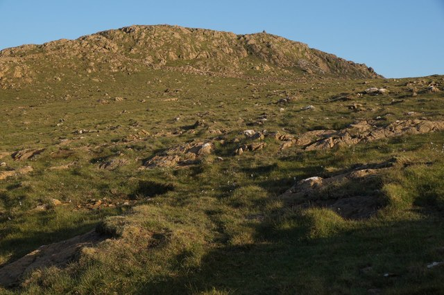 Muckle Heog from Harald's Grave