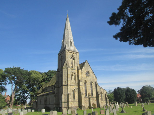 Holy Evangelists Church, Shipton